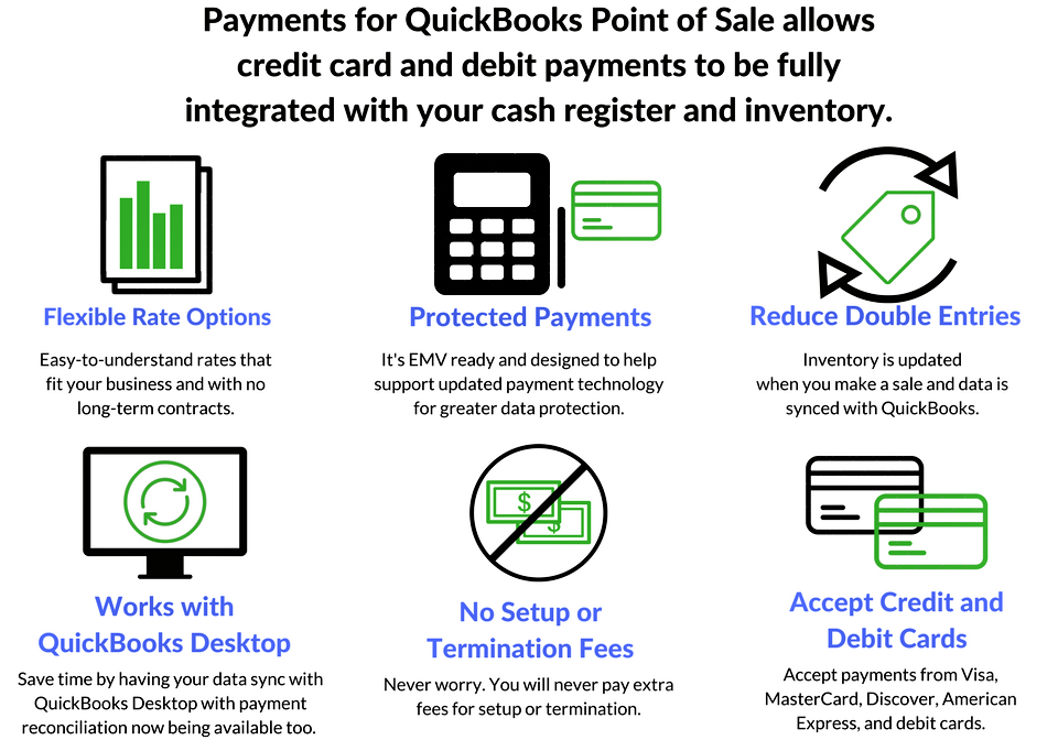 QuickBooks POS for Desktop | DL & Associates LLC