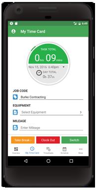 TSheets Time Tracking Application | DL & Associates LLC
