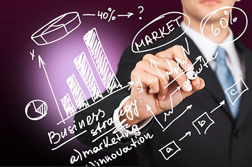 Our Qucikbooks consultants will help with your business strategy.