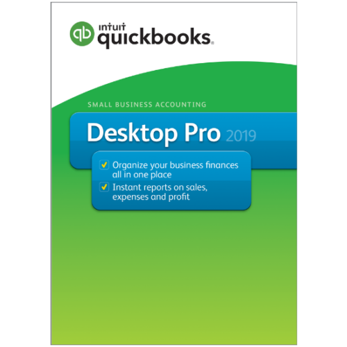 QuickBooks Pro Canadian Version 2019