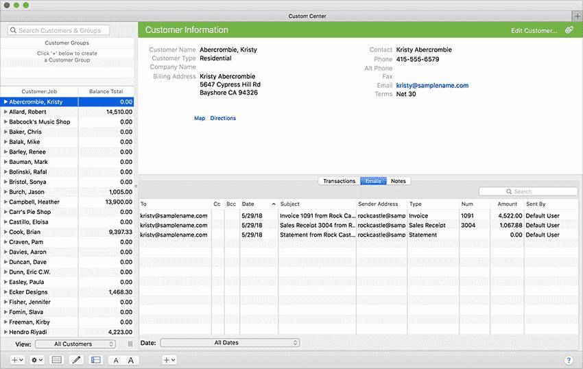 quickbooks pro mac edition