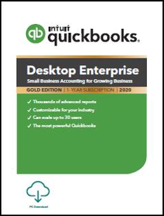 quickbooks enterprise 2020