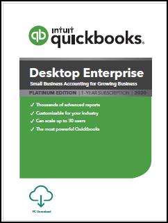 QuickBooks 2020 new features