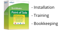 QuickBooks POS Service Package